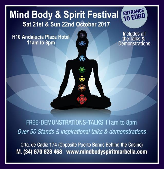 Mind Body & Spirit Festival