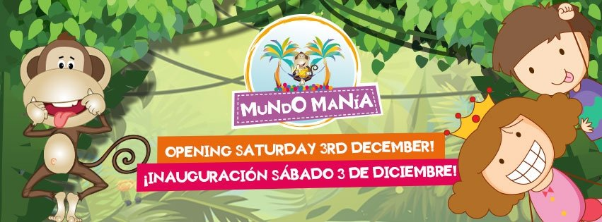 Mundo Manía Family Entertainment Centre Opening Party