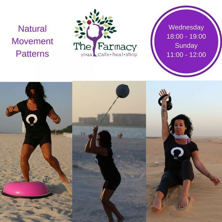 Natural Movement Patterns Class