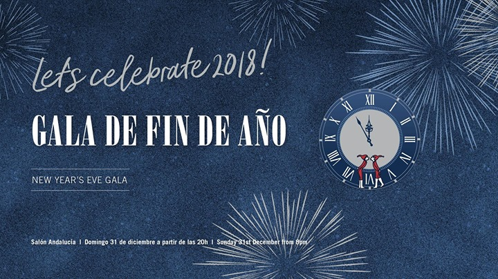 New Year´s Eve Gala 2017/2018