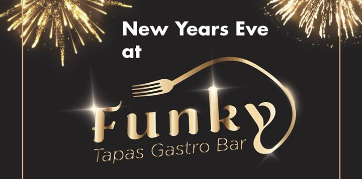 New Years 2018 at Funky Gastrobar!