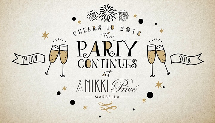 New Years Day at Nikki Privé