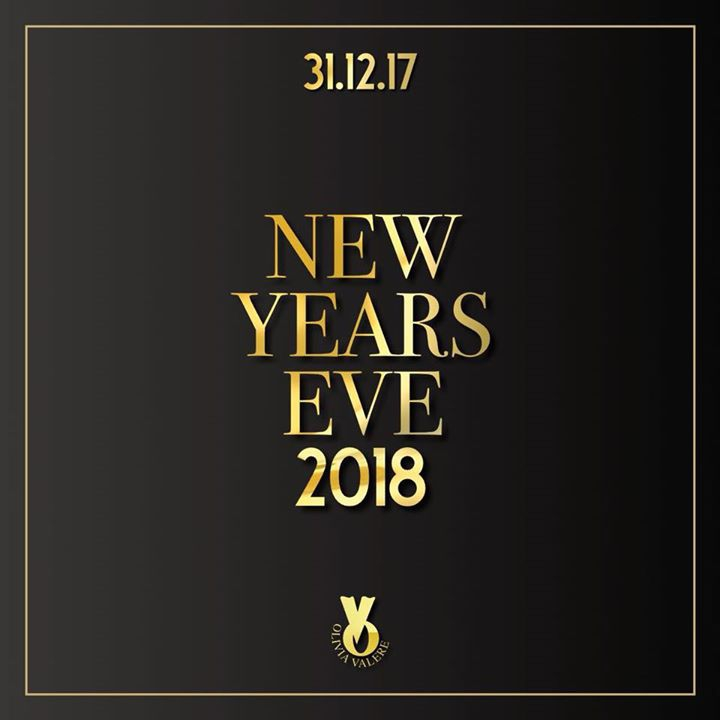 NEW YEARS EVE 2018 • December 31