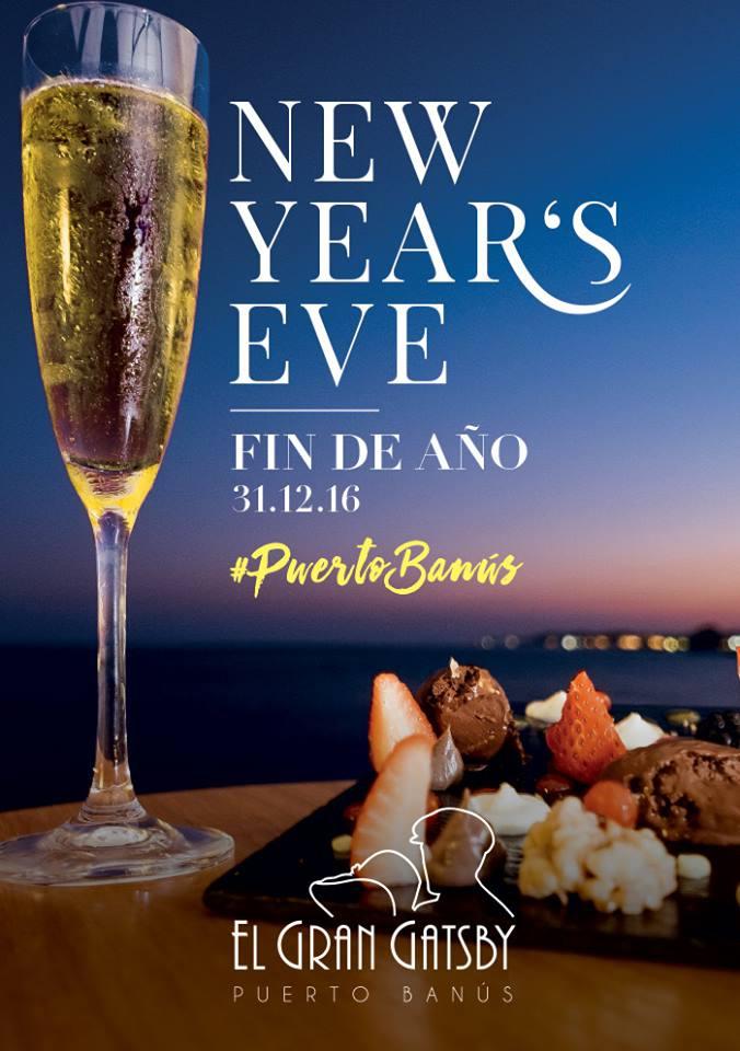 New Year's Eve at El Gran Gatsby