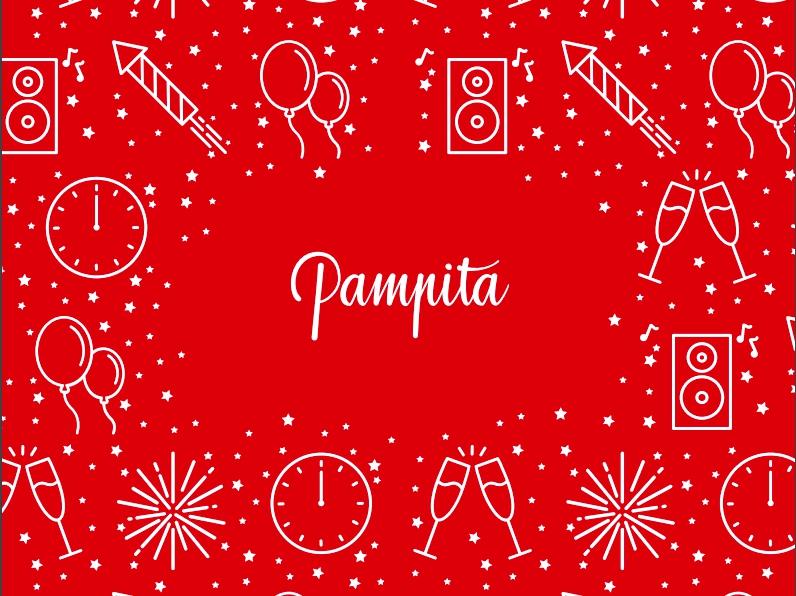 New Year's Eve at La Pampita