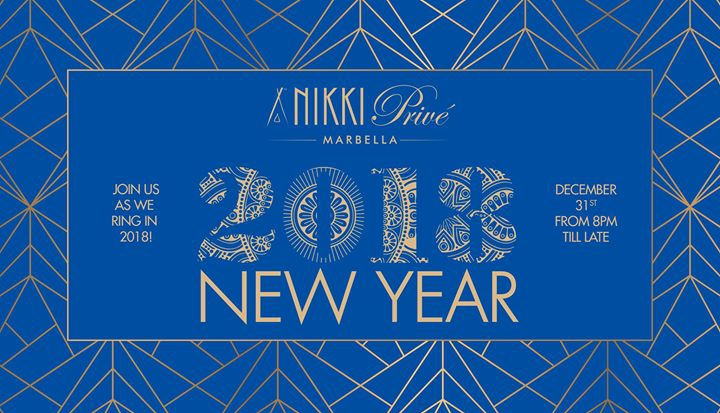 New Year's Eve at Nikki Privé