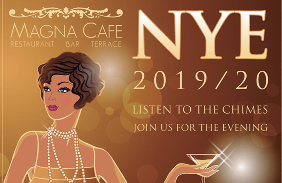 New Years Eve @ Magna Cafe