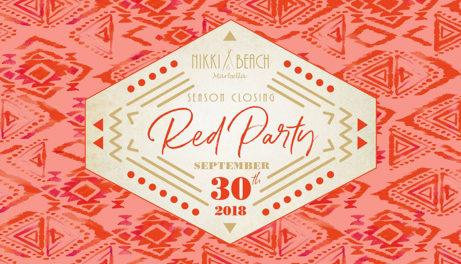 Nikki Beach Red Closing Party