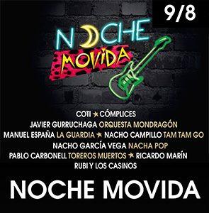 Noche Movida - Starlite Festival 2018