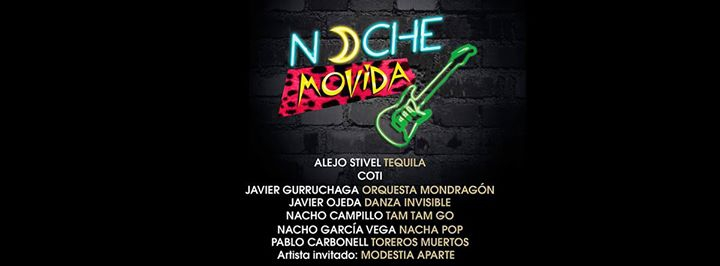 Noche Movida – Starlite Marbella 2017