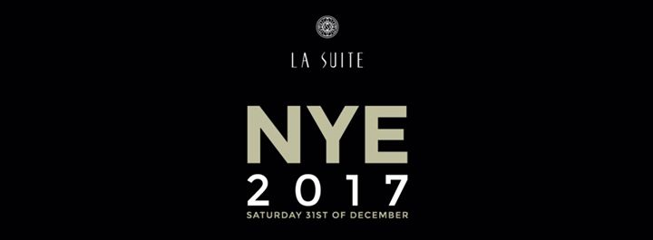NYE at La Suite