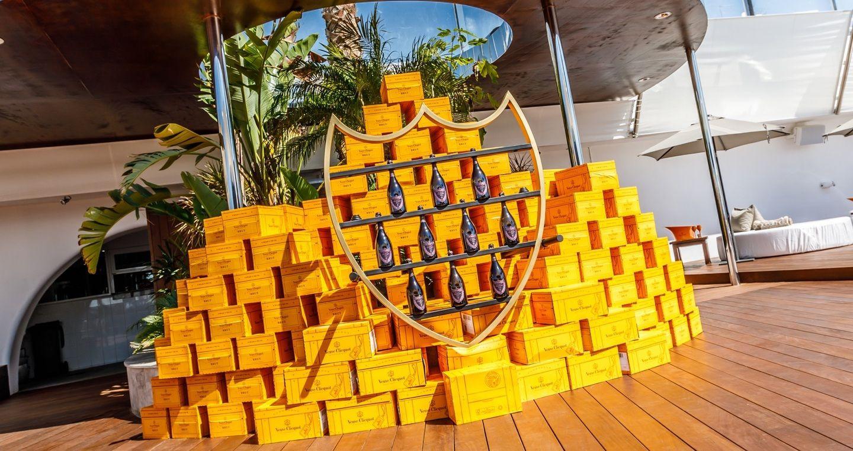 Ocean Club Marbella Champagne Parties 2020