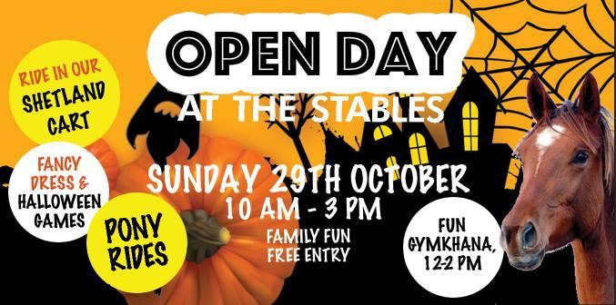 Open Day at the stables
