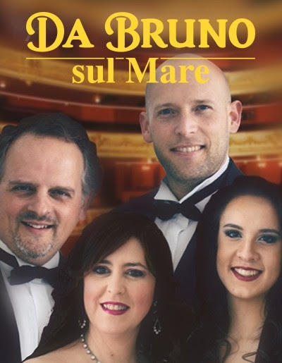 Opera Night at Da Bruno sul Mare