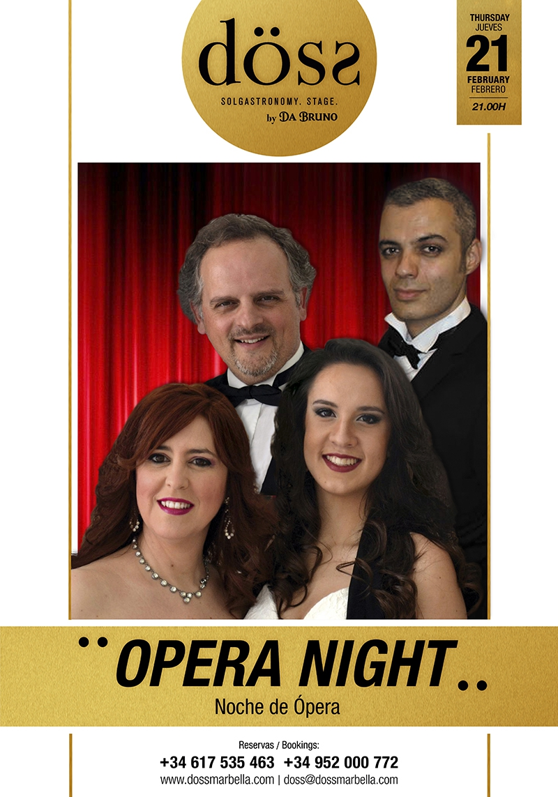 Opera Night at Doss