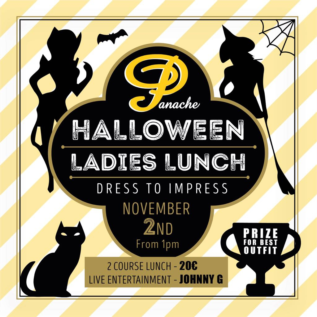 Panache Halloween Ladies Lunch