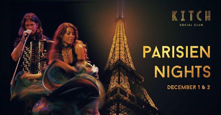 Paris at KITCH