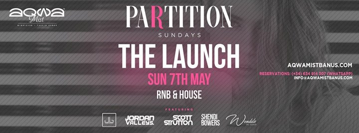 Partition: Launch Night