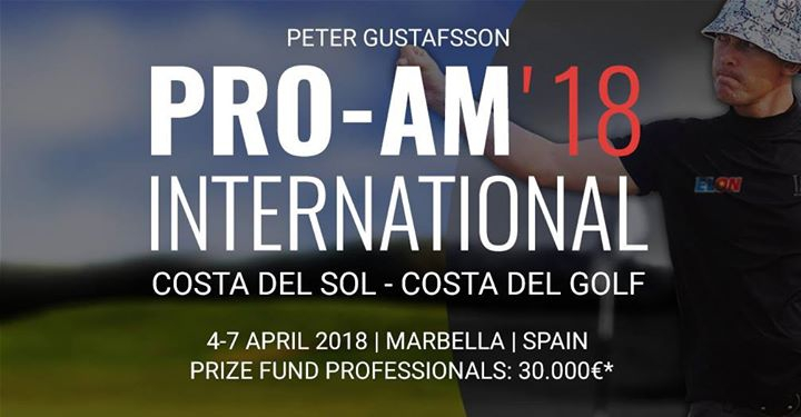 Peter Gustafsson International Pro Am