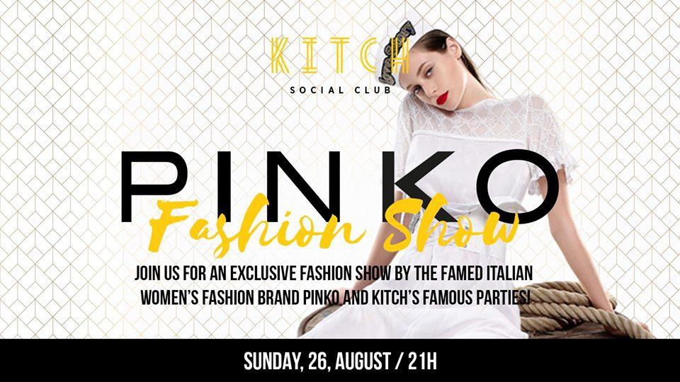 Pinko Fashion Show