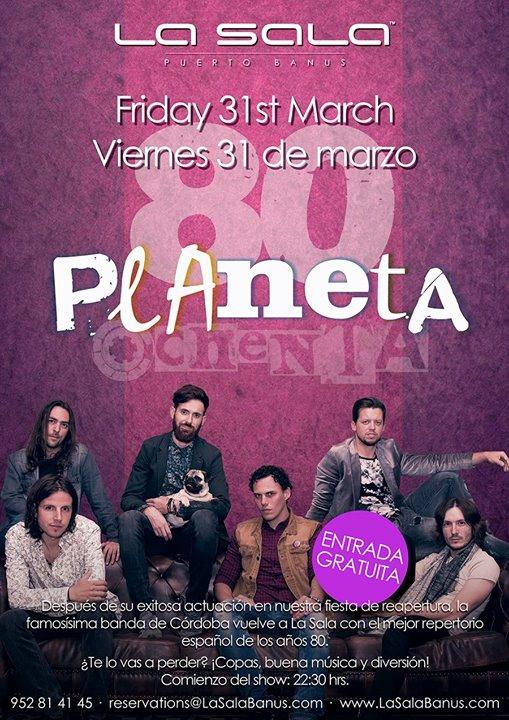 ¡Planeta 80 está de vuelta!