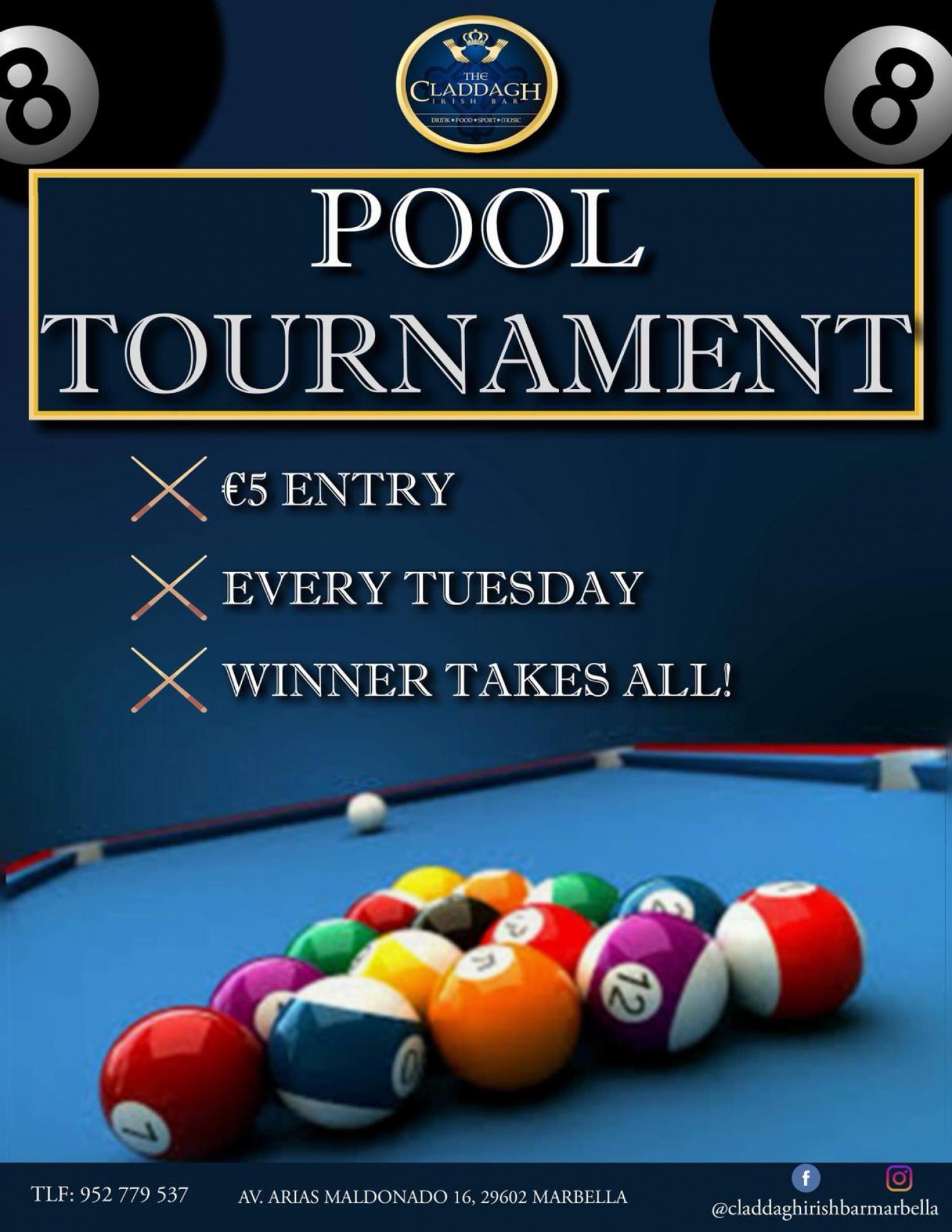 Pool Tournament