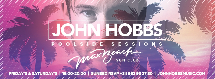 Poolside Sessions w/ John Hobbs