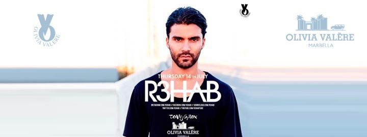 R3HAB // Club Olivia Valere