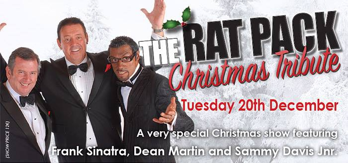 Rat Pack Christmas Tribute