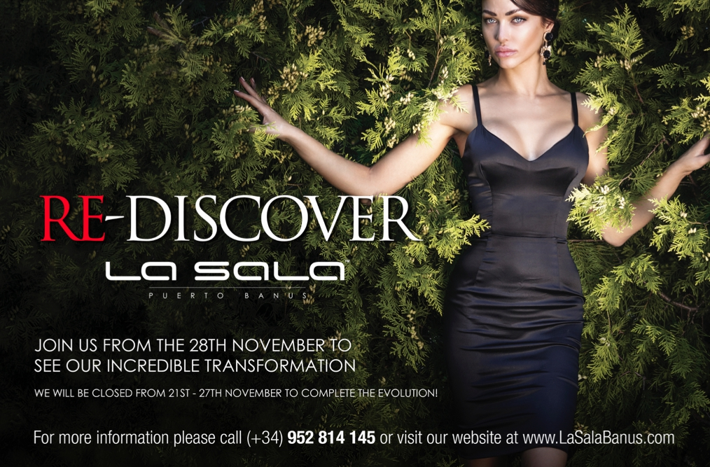 Re-Discover La Sala Banus