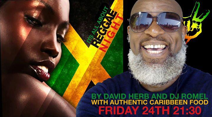 Reggae Night by David Herb & DJ Romel