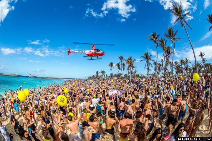 Reggaeton Beach Festival - Malaga