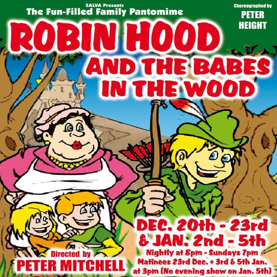 Robin Hood and Babes in the Wood