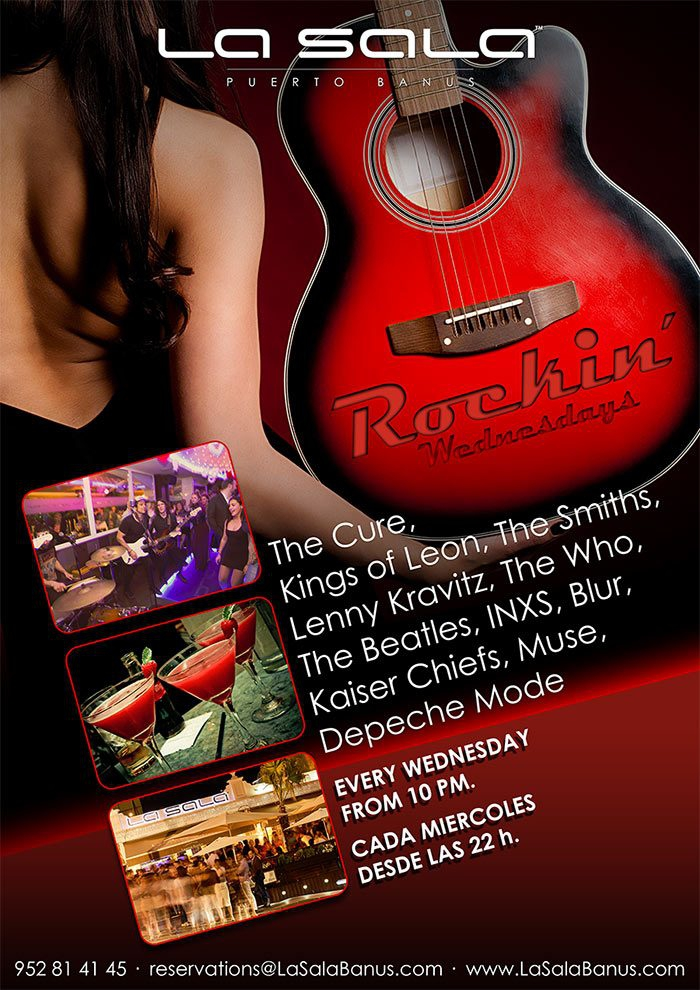 Rockin Wednesday's at La Sala