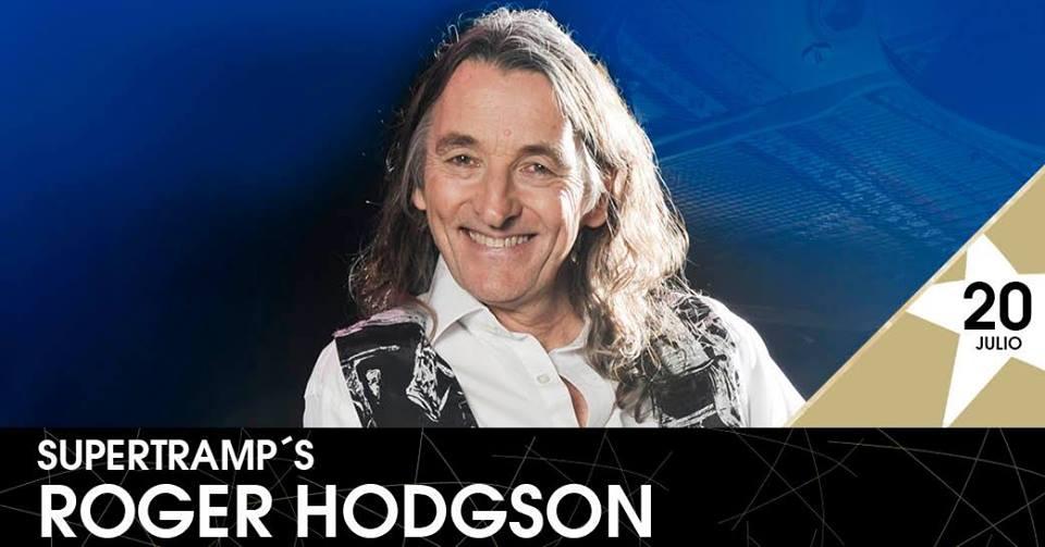 Roger Hodgson in Starlite