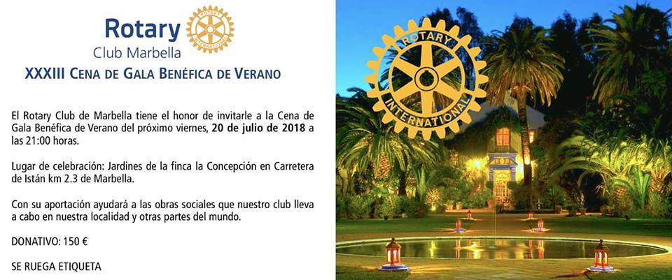 Rotary Club Charity Gala