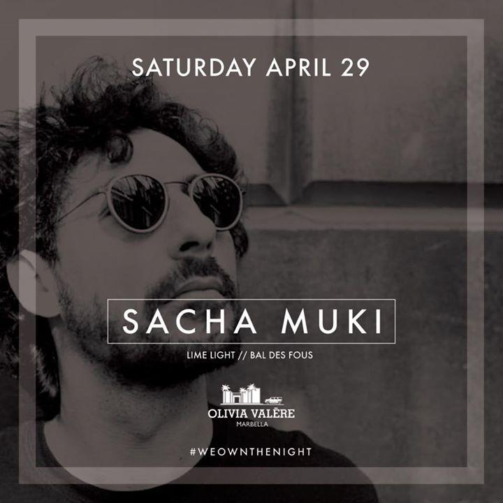 Sacha Muki