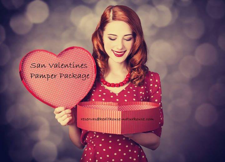 San Valentín Saludable