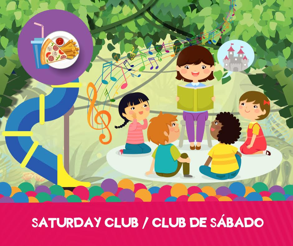 Saturday Club at Mundo Manía