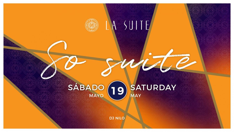 Saturday's So Suite - La Suite