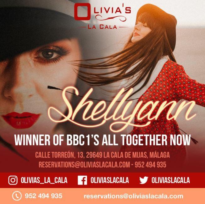 Shellyann @ Olivias La Cala