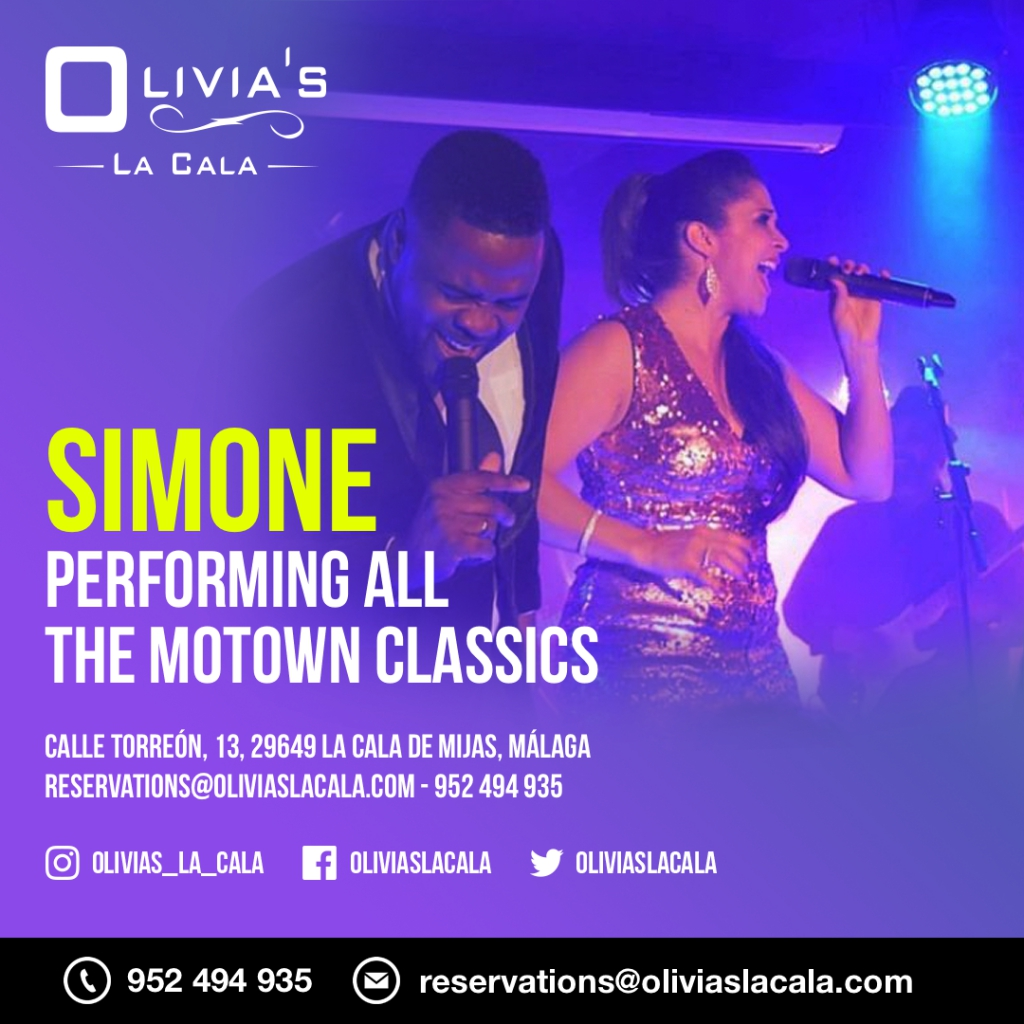 Simone at Olivia's La Cala