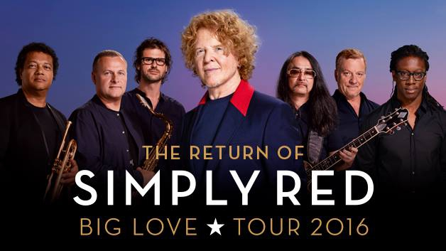 Simply Red - Fuengirola Costa Del Sol
