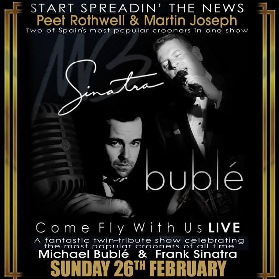 Sinatra Buble - Twin Tribute