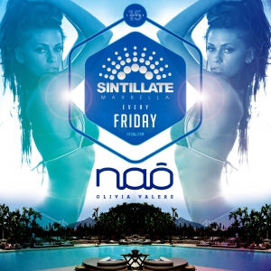 Sintillate at Nao Pool Club