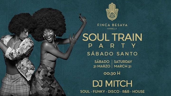 Soul Train Party (Dj Mitch)