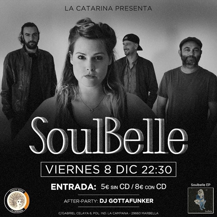 SoulBelle @ La Catarina 8th Dec 2017