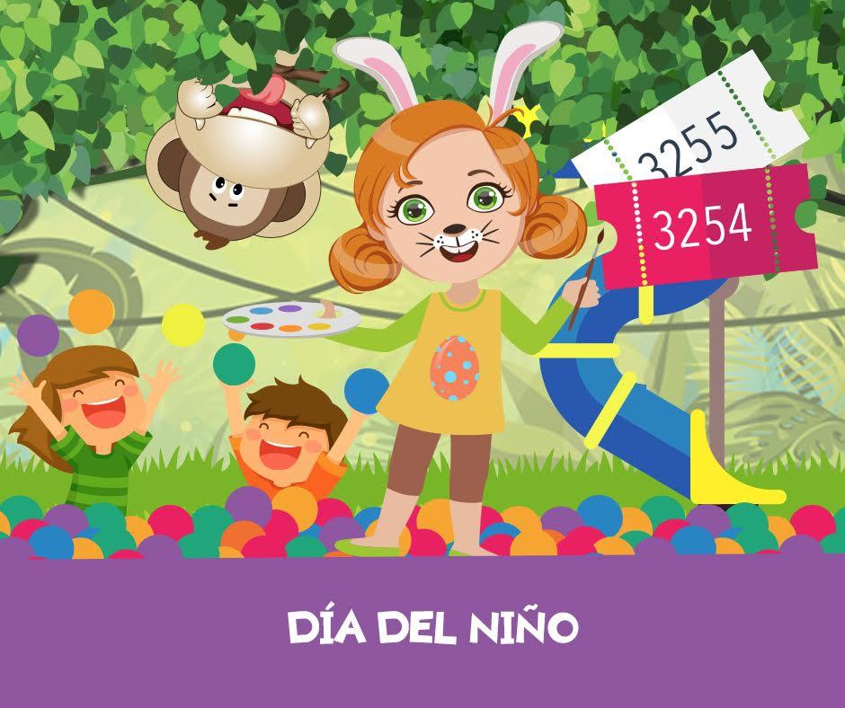 Spanish Children's Day / Día del Niño Mundo Mania