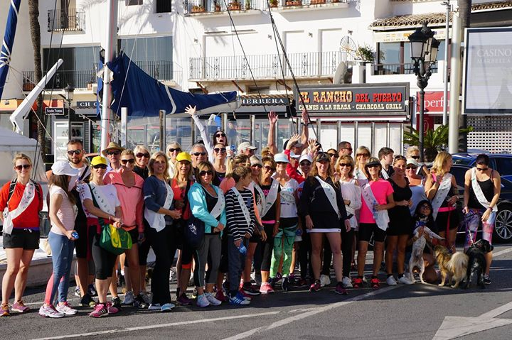 Sponsored walk- Puerto Banus to Elviria