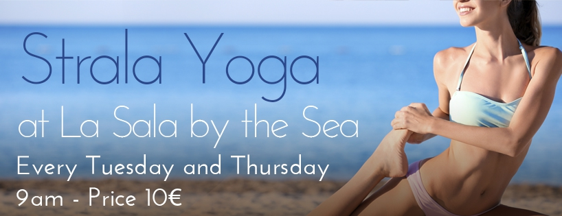 Strala Yoga at La Sala by the Sea